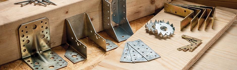 Tesařské kování stavebniny