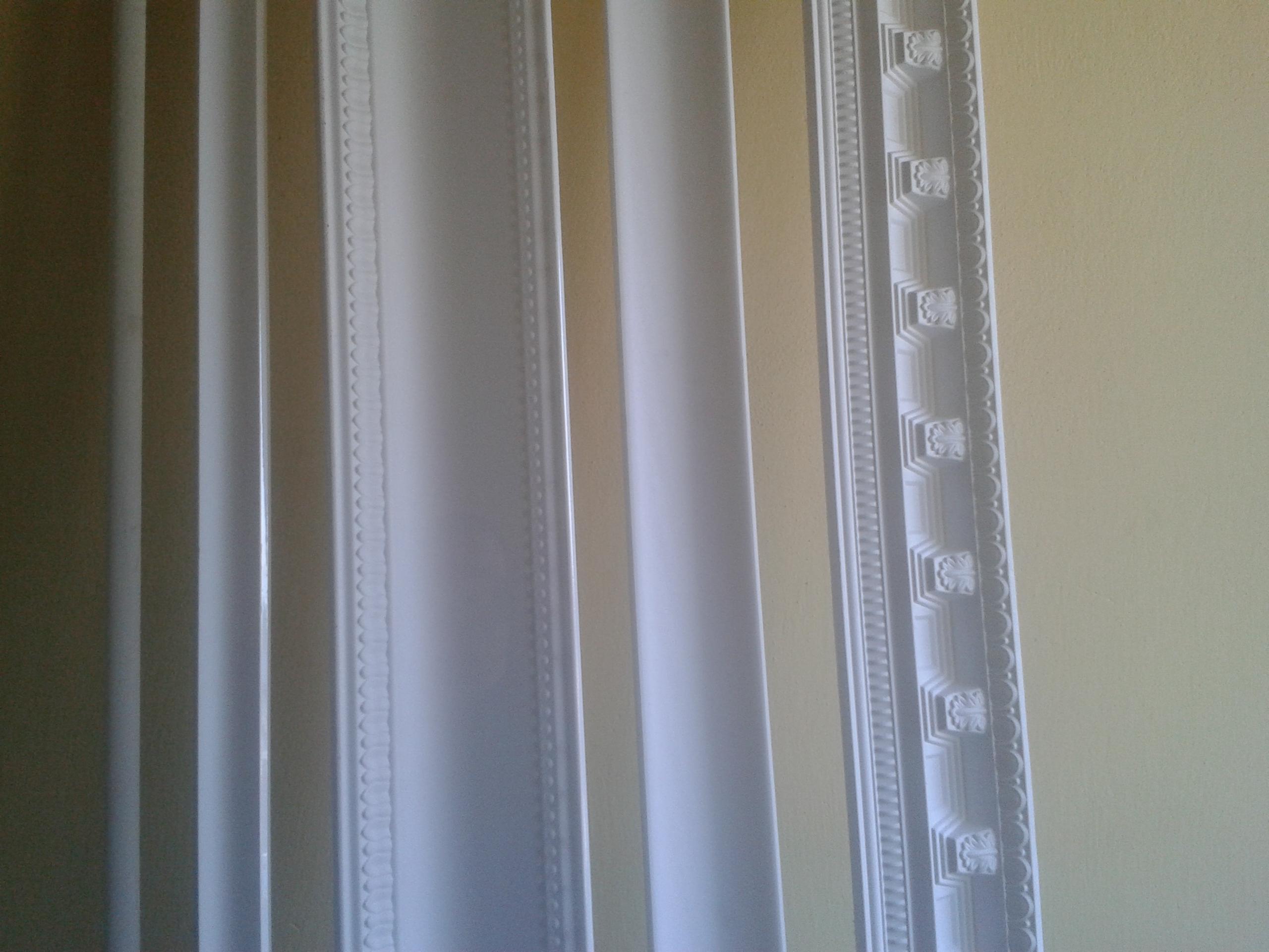 lišta polystyrenová